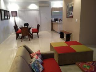 Tumon Bel-Air Serviced Residence Guam - Living Room