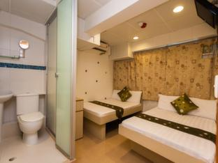KG Garden Guest House Hong Kong - Quarto Suite