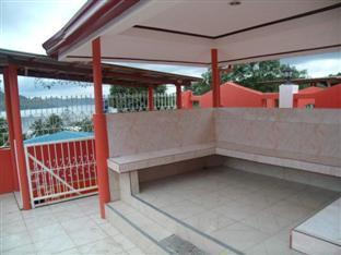 Escarez Pension House Coron - Roof Deck