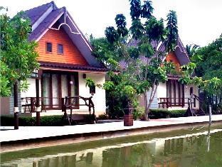 バーン タイ ダムヌンリゾート Baan Thai Damnoen Canal House Resort