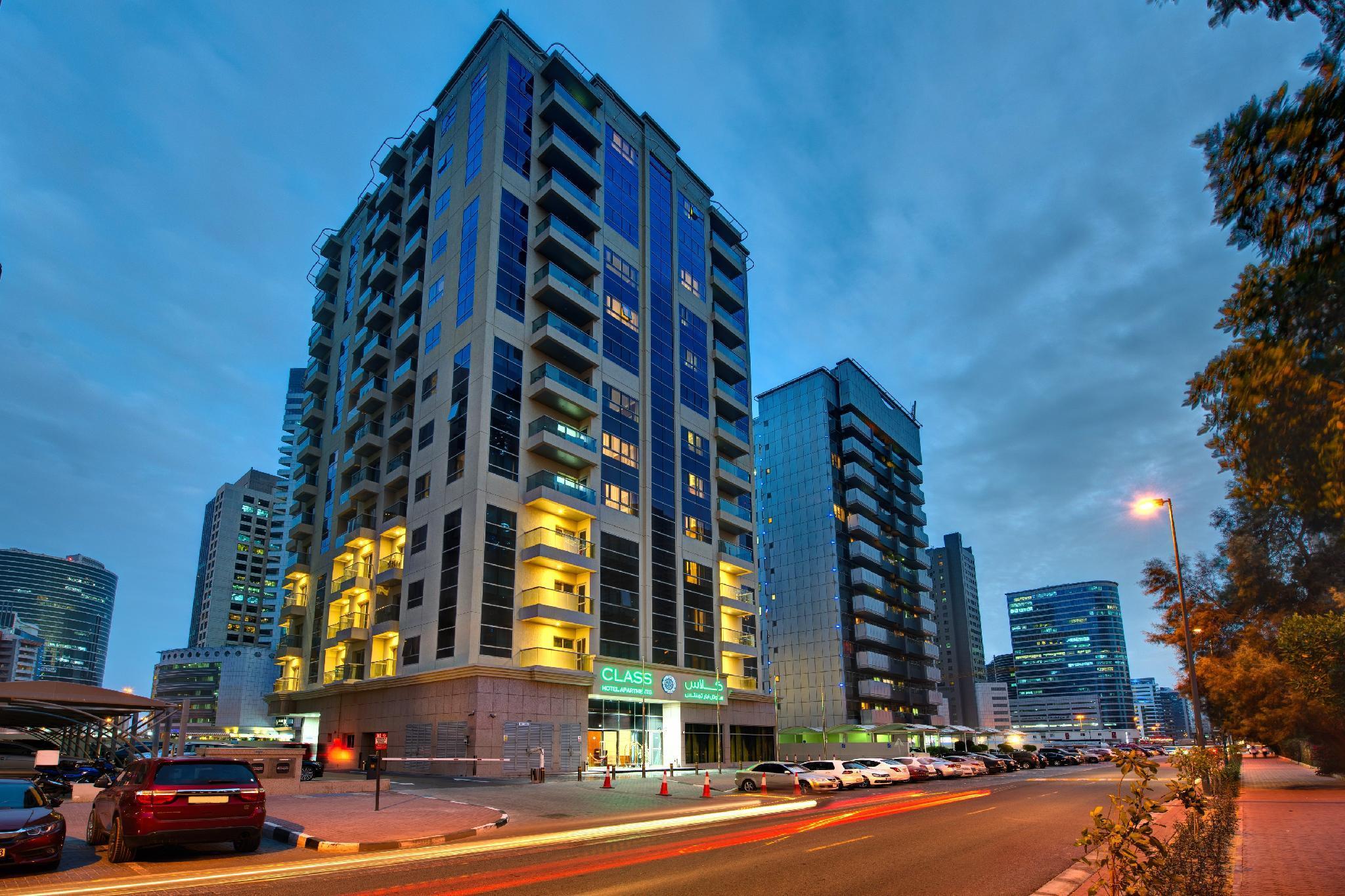 Class Hotel Apartments – Dubai 1