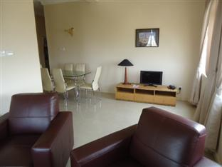 Panorama Executive Residencies Colombo - Suite sitting area Interior