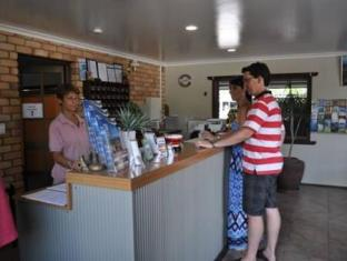Castle Motor Lodge Whitsundays - recepcija