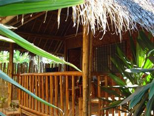 Kiwi Cottages Cebu - Balkon/terasa