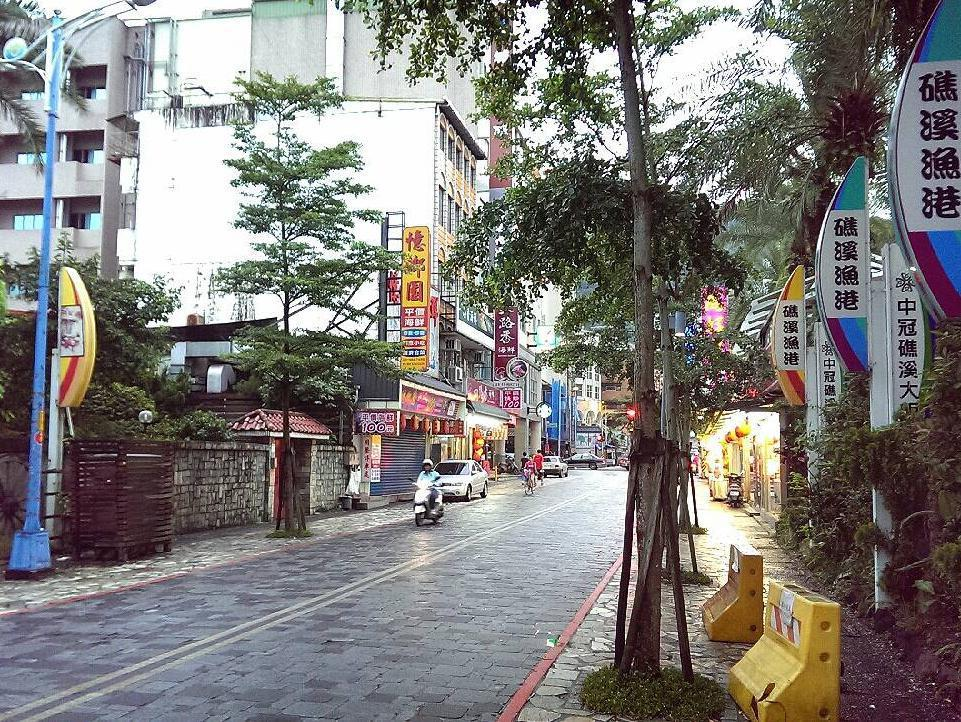 Taiwan Hotel Accommodation Cheap | Exterior