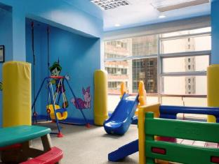 Greenstone Serviced Residences Makati Manila - Childrens Play Area