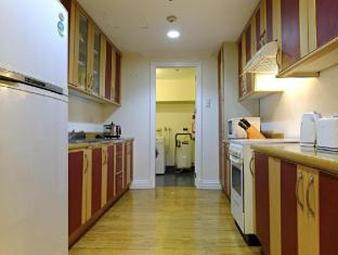 Greenstone Serviced Residences Makati Manila - 2 Bedroom Kitchen
