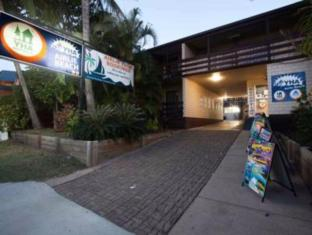 Airlie Beach YHA Whitsunday Islands - Hotellet udefra