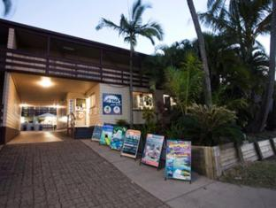 Airlie Beach YHA Whitsunday saared - Hotelli välisilme