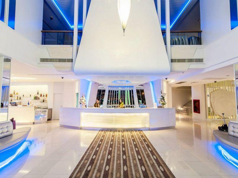 The Paradiso JK Design Hotel,โรงแรมเดอะ พาราดิโซ เจเค ดีไซน์