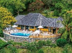Keikahanui Nuku Hiva Pearl Lodge Marquesas Islands
