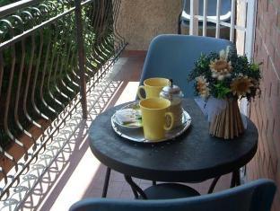 Rent Flats in Rome Monti Rome - Balcony/Terrace