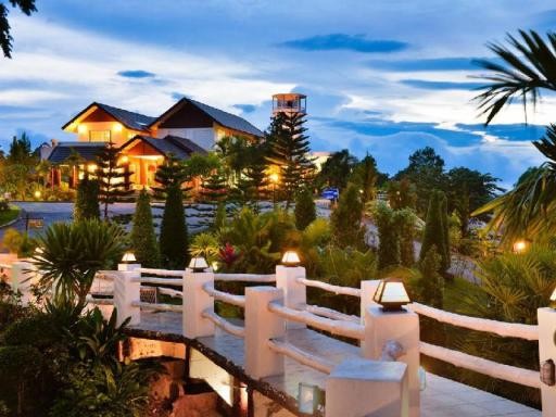 Baan Phu Luang Resort hotel accepts paypal in Khao Yai