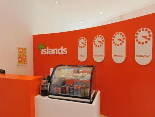 Islands Stay Hotels - Uptown Cebu City - Előcsarnok