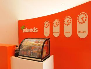 Islands Stay Hotels - Mactan Cebu - Vestíbul