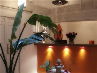 Riad Orange Cannelle