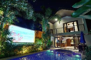 Beachside Villa Tawan