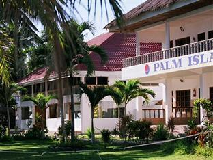 Palm Island Hotel and Dive Resort Panglao Island - Facade