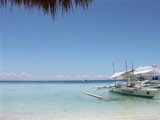 Palm Island Hotel and Dive Resort Bohol - Pantai