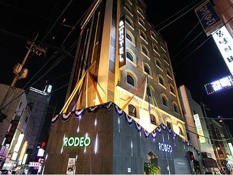South Korea-로데오 호텔 (Rodeo Hotel)