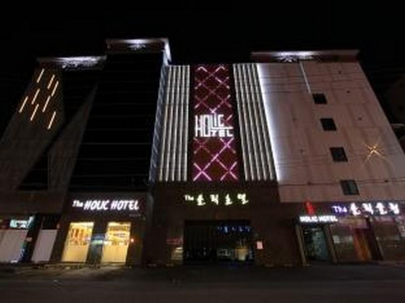 South Korea-더 홀릭 관광 호텔 (The Holic Tourist Hotel)