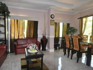 The Gabriella Bed and Breakfast Bohol - Inne i hotellet
