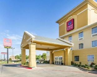 Comfort Suites Hotel Abilene