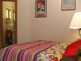 Accommodation Vaticano 84 Rome - Twin Room with Balcony