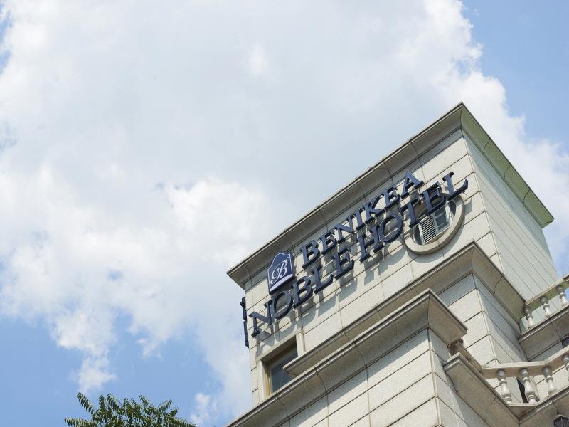 South Korea-노블 호텔 (Noble Hotel)
