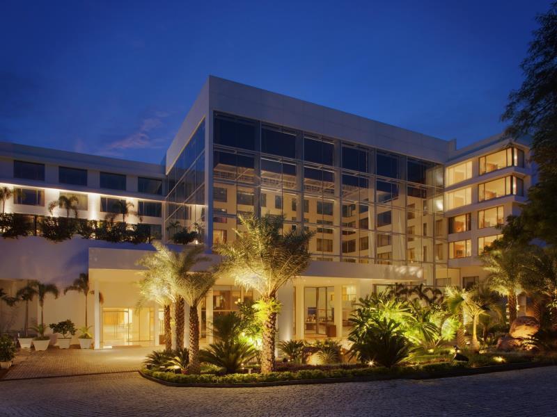 Radisson Blu Plaza Hotel Hyderabad Banjara Hills - Hyderabad