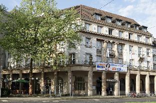 A&O Hotel & Hostel Karlsruhe Hauptbahnhof