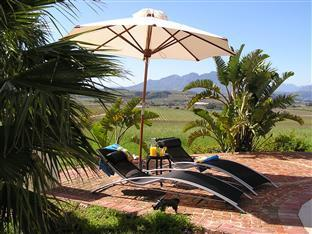 Allegria Guesthouse & Vineyards Stellenbosch - Bazén