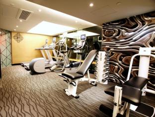 The Luxe Manor Hong Kong - Fitnessruimte
