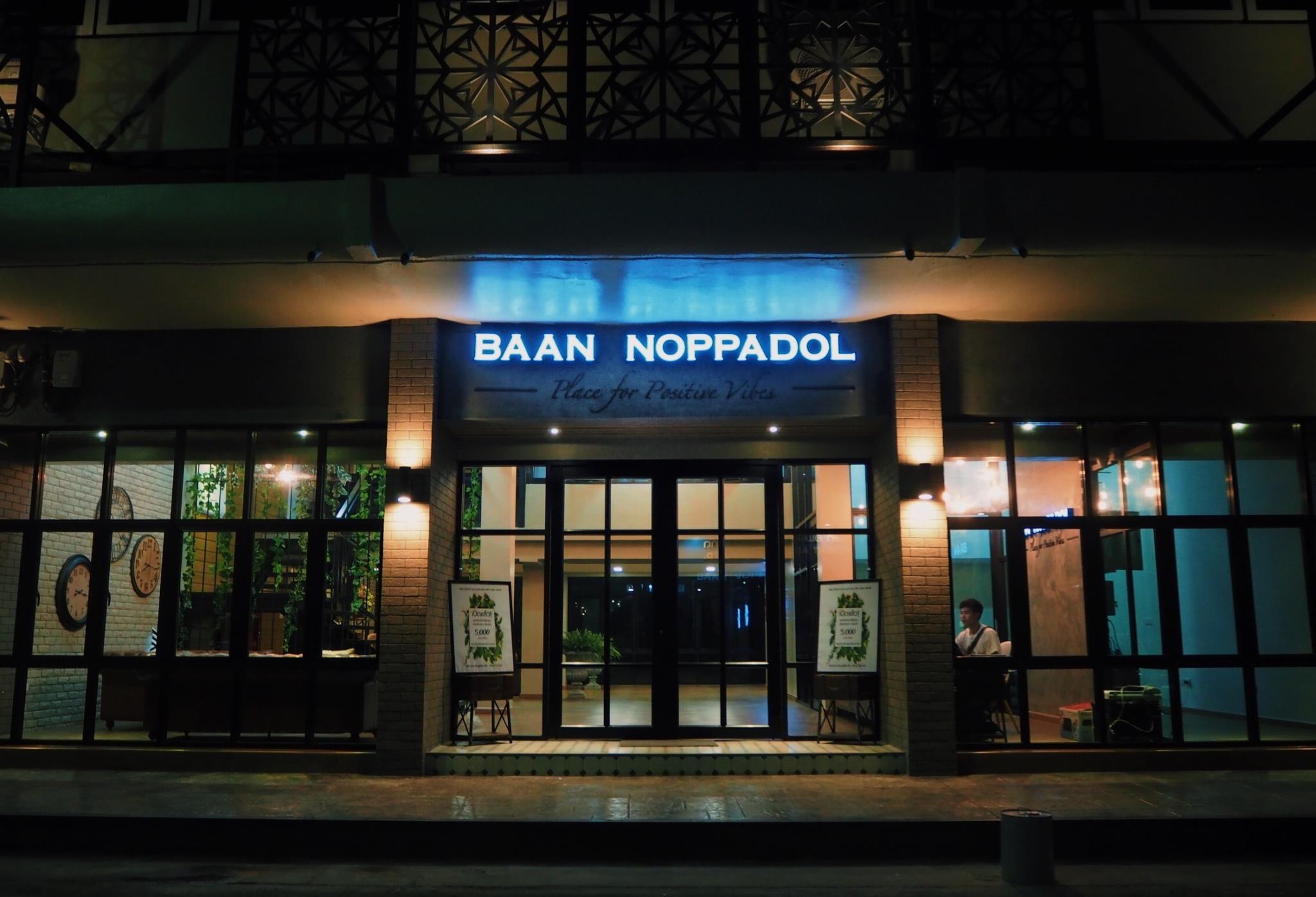 Baan Noppadol Hotel & Apartment,บ้านนพดล โฮเทล แอนด์ อพาร์ตเมนต์