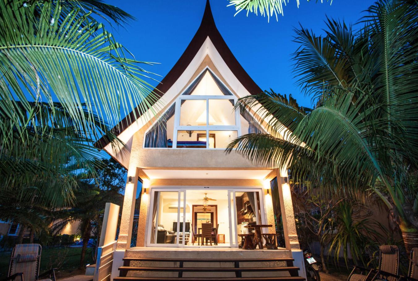 Beach Villa 23f