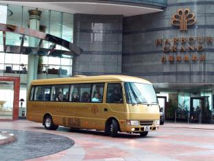 Harbour Grand Kowloon Hong Kong - Hotel Shuttle Bus