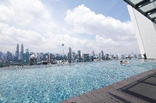 BedStay Breathtaking Studio with infinity pool