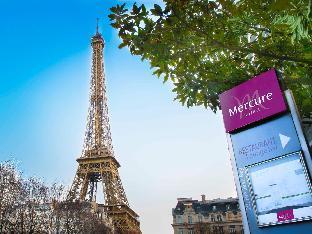 美爵巴黎城中酒店艾菲爾鐵塔