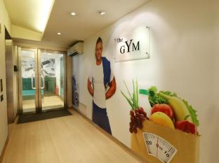 Charterhouse Causeway Bay Hong Kong - The Gym (Corridor)