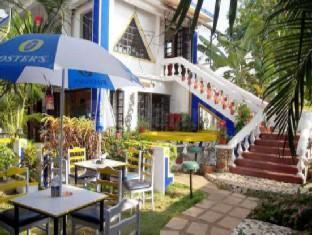 The Ronil Royale Hotel Severní Goa - Exteriér hotelu