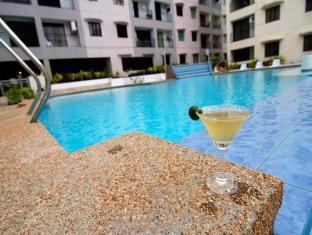 SDR Serviced Apartments Mactan Island - Piscina