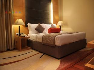 Radisson Blu Marina Hotel Connaught Place New Delhi og NCR - Gjesterom