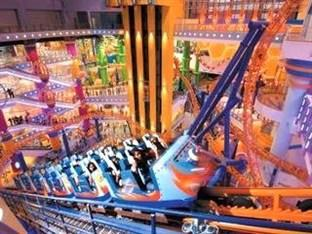 FNF Service Suite at Times Square Kuala Lumpur - Theme Park at 5th Floor