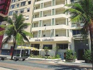 Lancaster Othon Travel Hotel Rio de Janeiro - Hotellet från utsidan