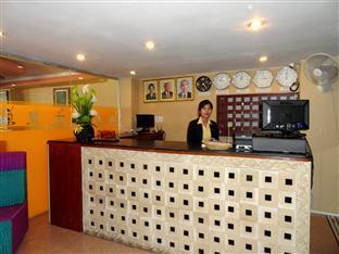 U E Guest House & Restaurant Phnom Penh - Reception View