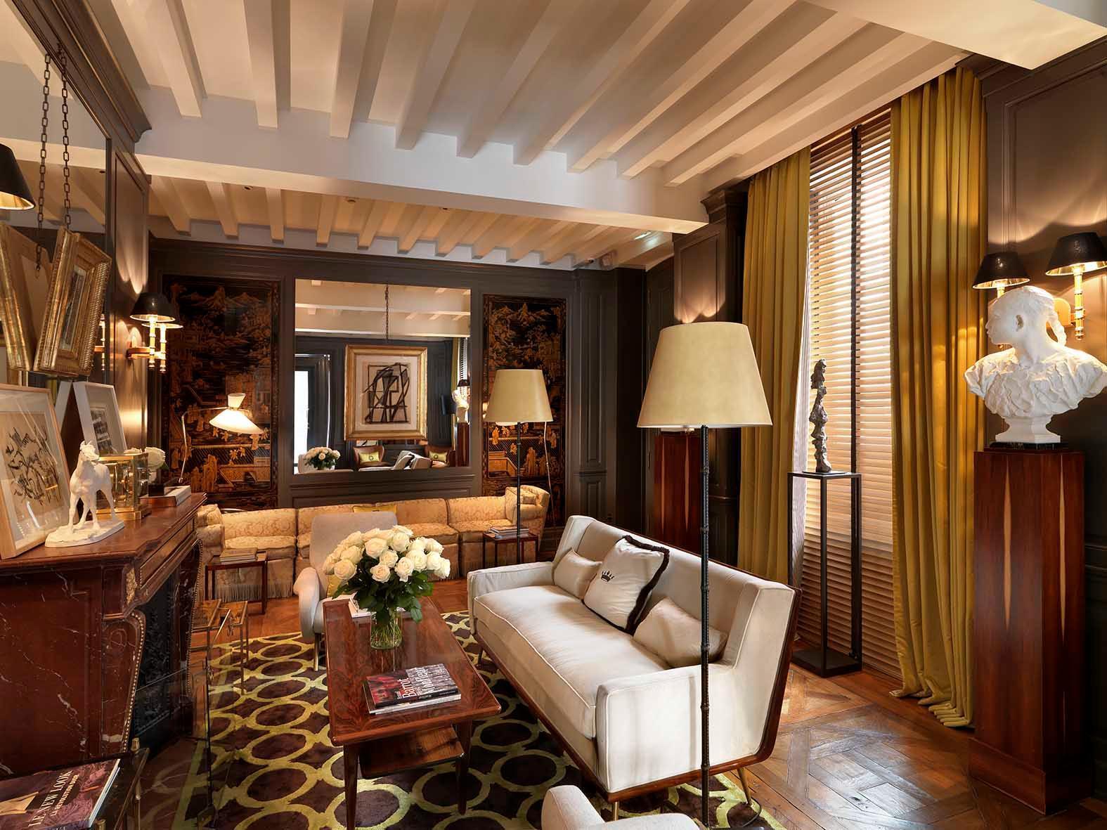 Marquis Faubourg St Honore Relais & Chateaux – Paris 1