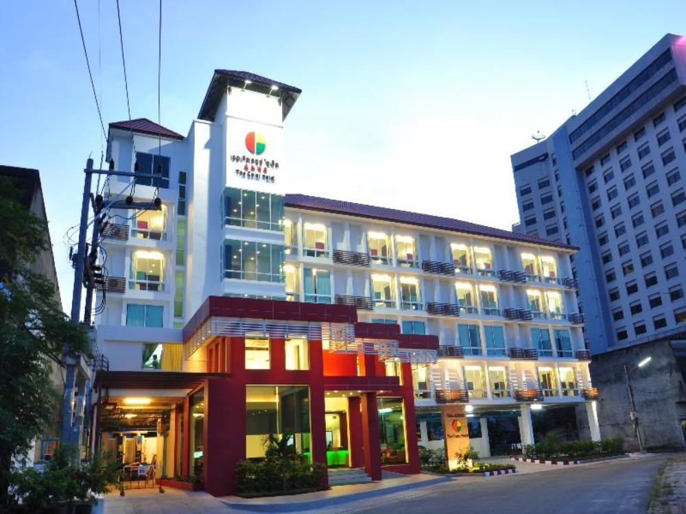 The Color Hotel