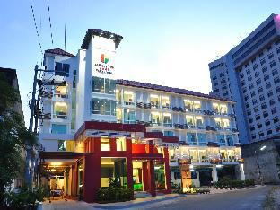 The Color Hotel PayPal Hotel Hat Yai