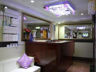 Euro Hostel Hong Kong - Reception