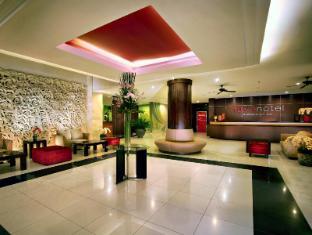 費芙庫塔旁道酒店 峇里 - 大廳